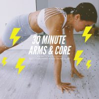 Lean Arms & Strong Core