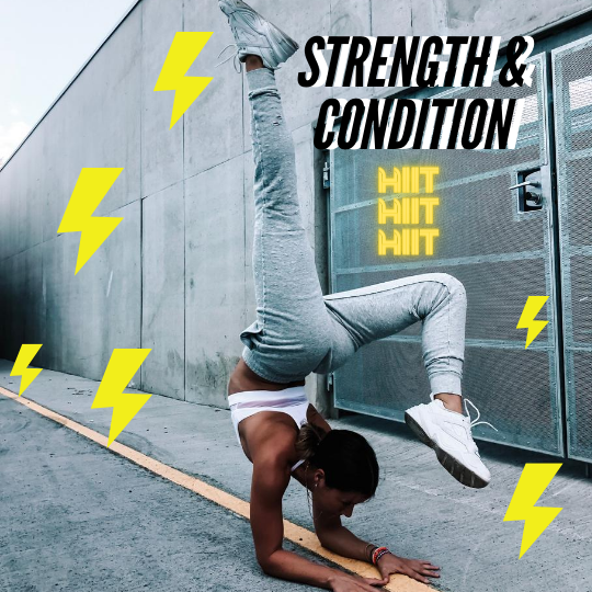 Strength & Condition Workout