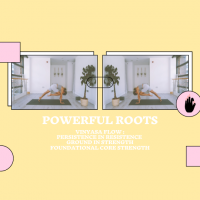 Foundational Roots Vinyasa