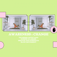 Cultivate Awareness for Change