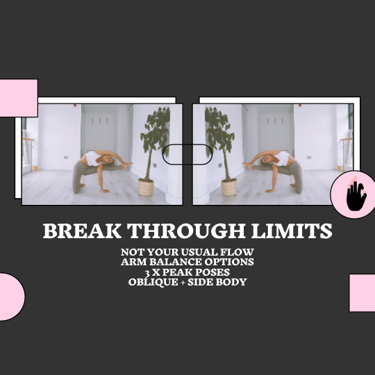 Break Through Limits : Koundinyasana