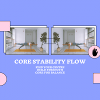 Core Stability Flow All Levels