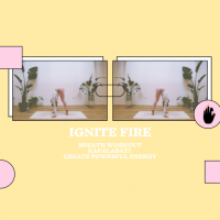 Ignite Fire From Within