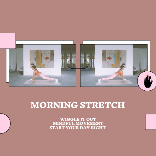 Morning Stretch Flow