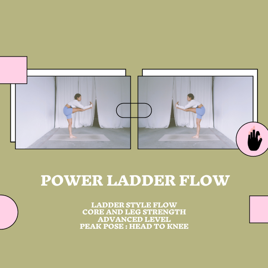 Power Ladder Flow