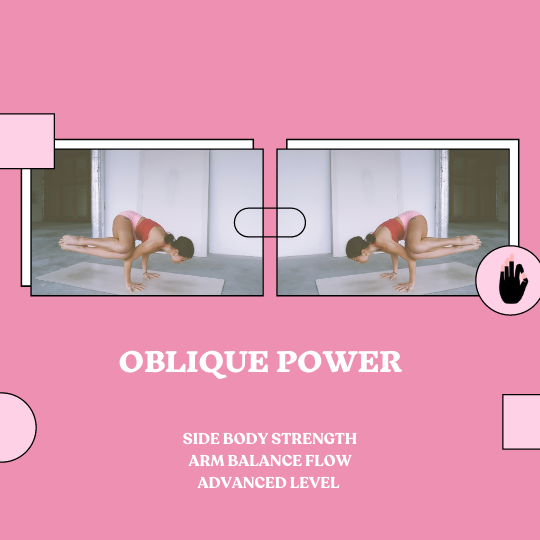 Oblique Power