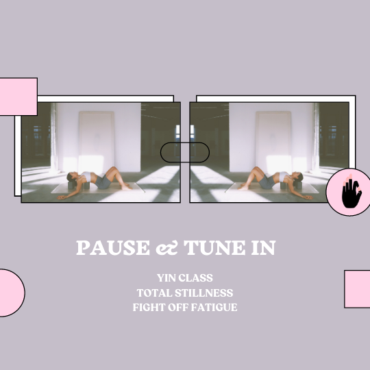 Pause & Tune In