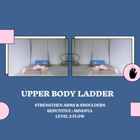 Upper Body Ladder