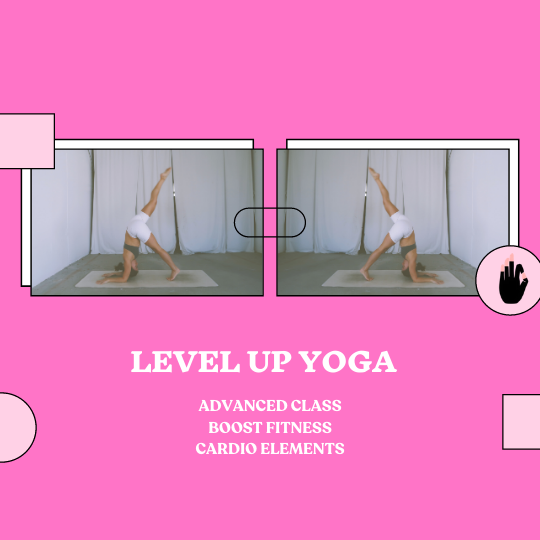 Level Up Yoga